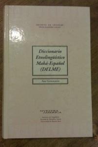 diccionario Maka Español