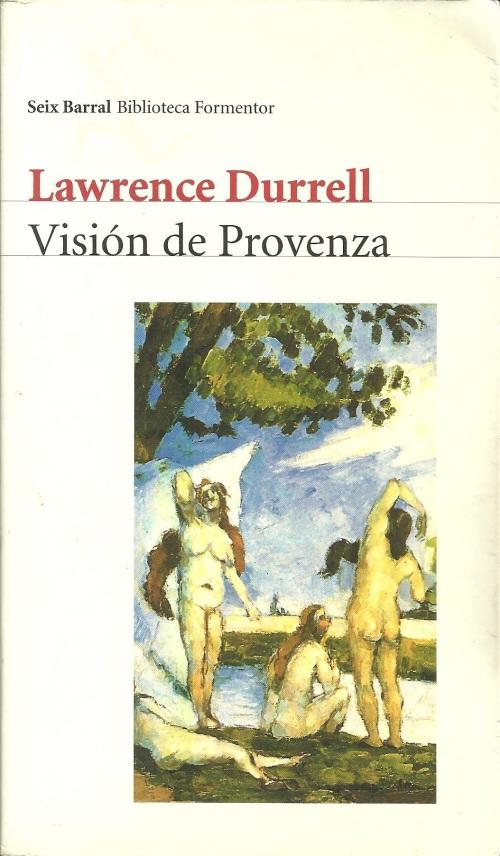 Vision de Provenza tapa